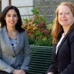 Ann E. Dibble, Esq., and Keiko Cervantes-Ospina